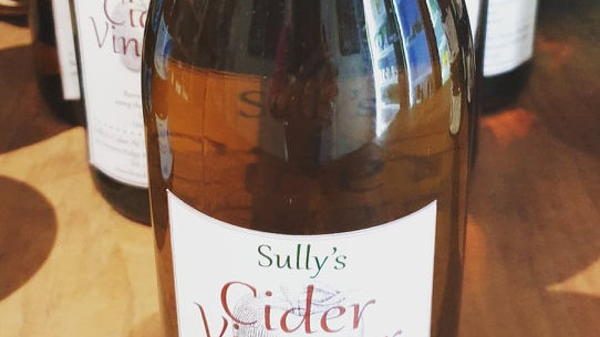 Sully's Cidery Apple Cider Vinegar 750ml