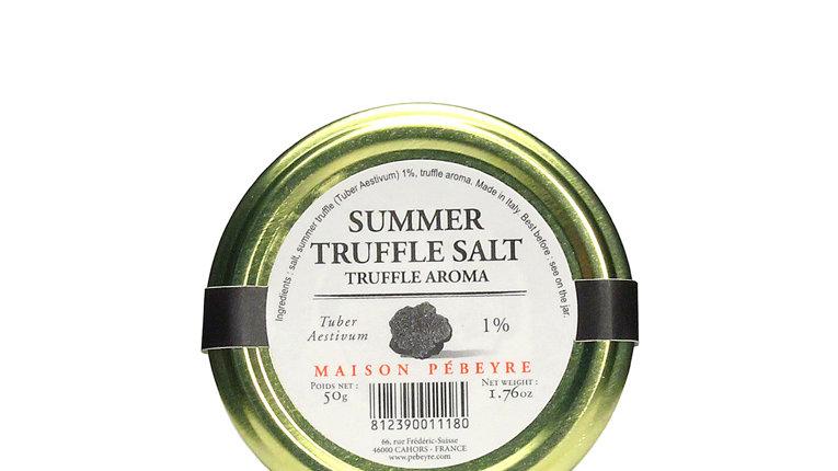 Summer Truffle Salt Maison Pebeyre 50g