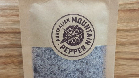 Apple Smoked Mountain Pepper Salt Braidwood Food Co