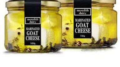 Meredith Dairy Marinated Goat Cheese 320g
