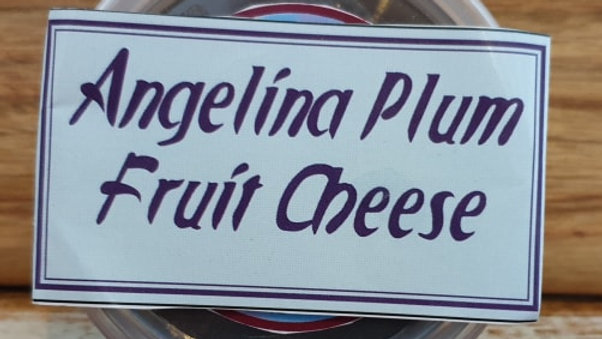 Sullys Angelina Plum Fruit Cheese 150g