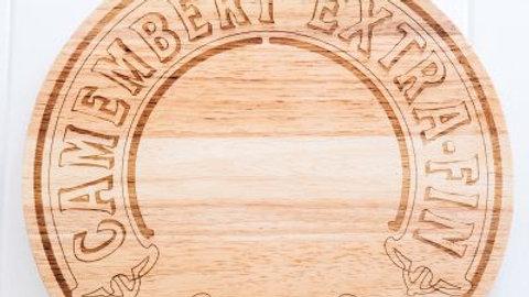 Camembert Timber Serve Board