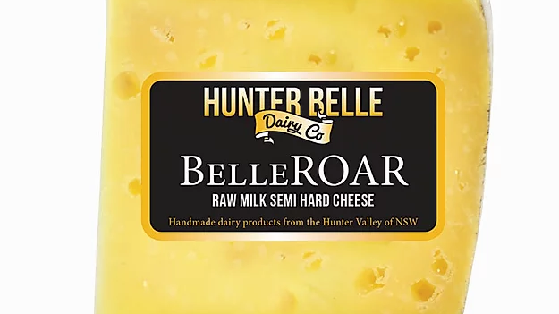 Hunter Belle Dairy Belle Roar 140g