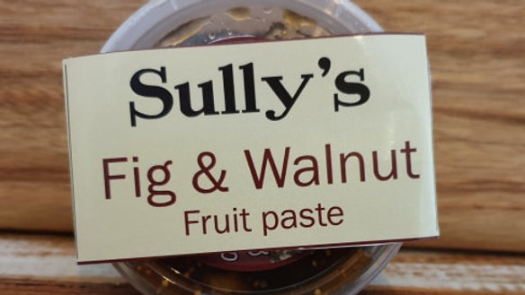 Sully's Fig & Walnut Fruit Paste