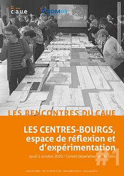 caue03-Les Rencontres du CAUE_programme_0110202