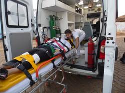 Remoções com Ambulância