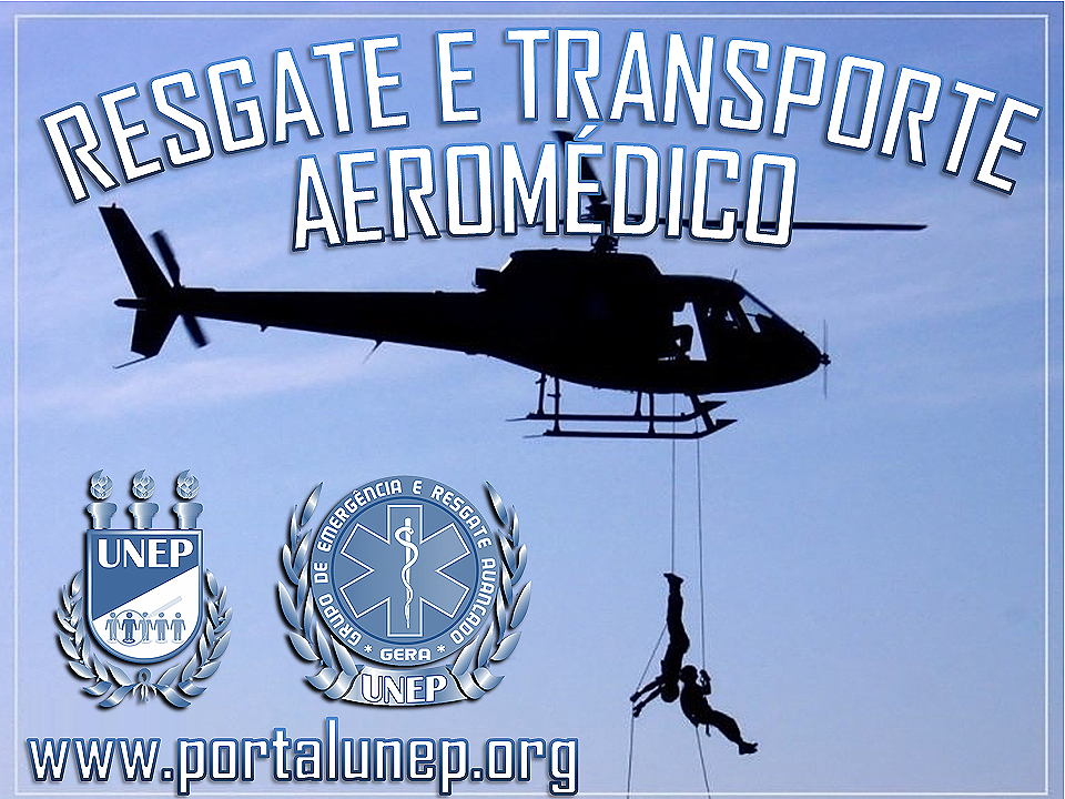 Resgate Aeromédico