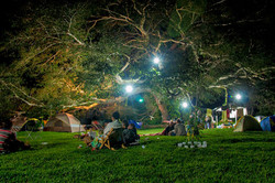 Camping de encerramento