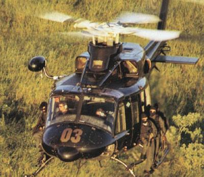 Operações Militares