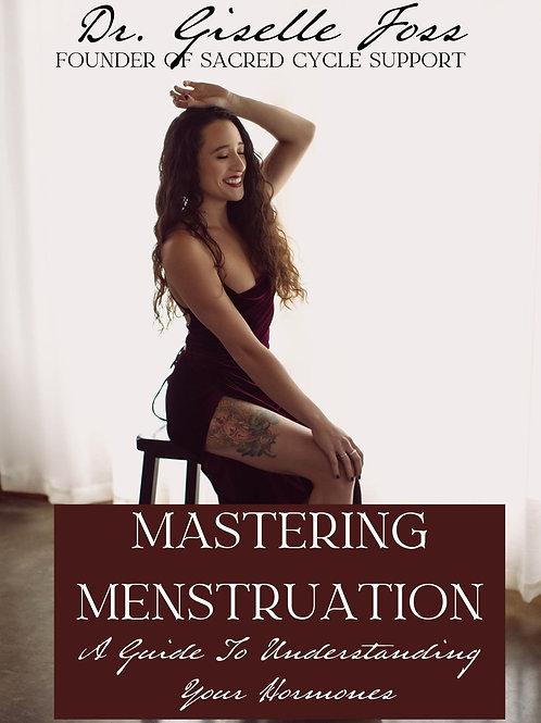 Mastering Menstruation EBook