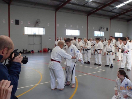 Annual Seido Karate Camp 2017