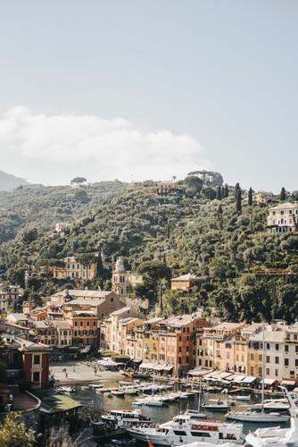 Iconic Travel Photography | Portofino, Italy | Saige Ashton Print