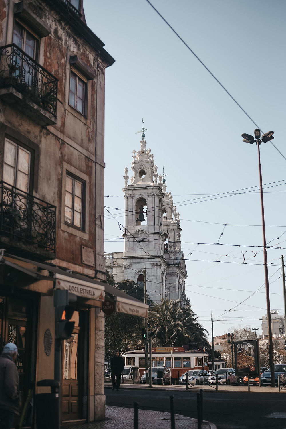 Lisbon cathedral, Portugal