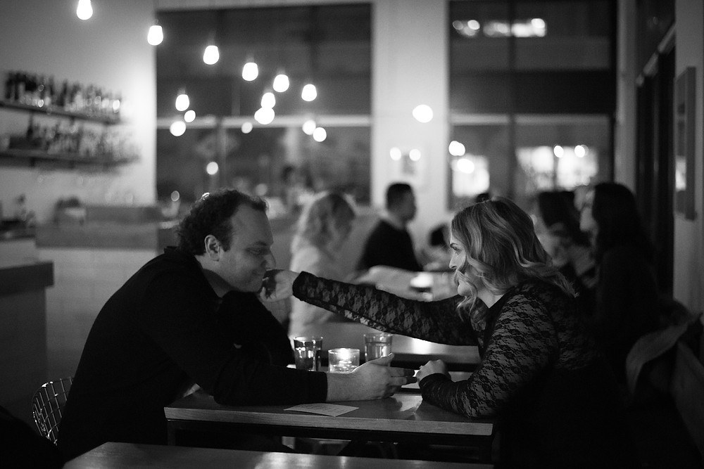 Bare Light Studio- Edmonton engagement photoshoot