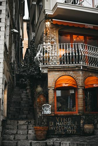 Iconic Travel Photography | Savoca, Italy | Saige Ashton Print