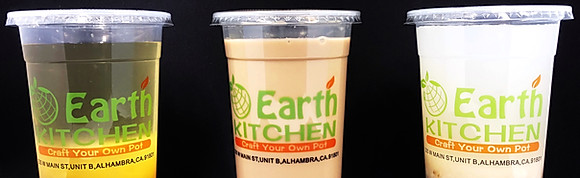 Earth Kitchen Specialty Drinks 新鮮飲品