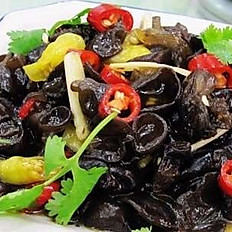 Szechuan Fungus Salad 泡椒木耳