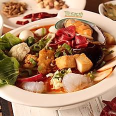 C Korean KimChi pot 韓式泡菜鍋
