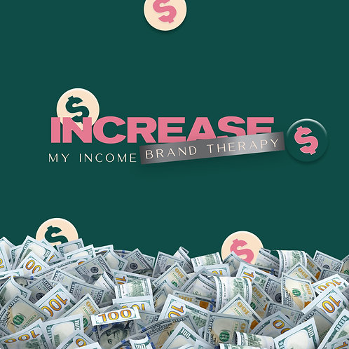 Increase My Income Package