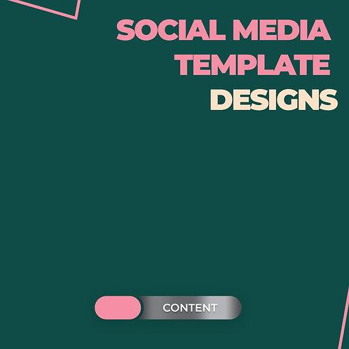 Social Media Brand Templates