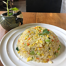 Veggie Fried Rice 素炒饭