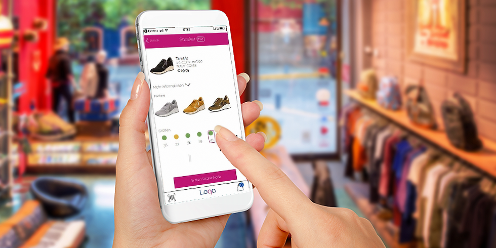 7. Go Digital I/O - Loqa Customer App