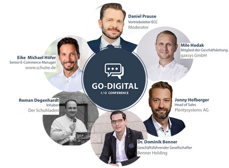 3. Go Digital I/O Conference