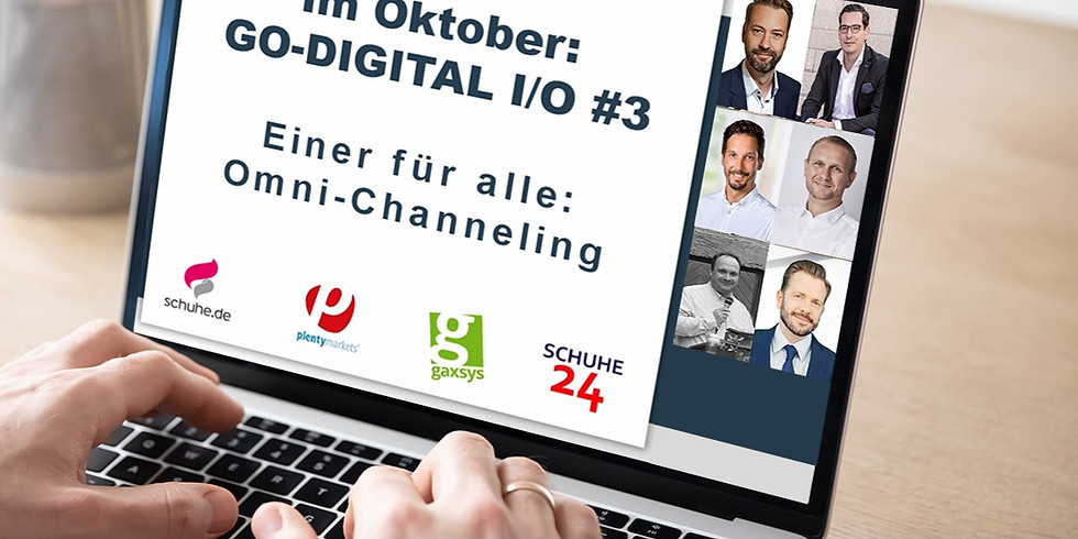 3. Go Digital I/O Conference