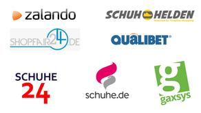 Schnittstellen zu schuhe.de, Schuhe24, Zalando, Gaxsys, Shopfair24, Timeline und Qualibet kostenlos