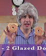 Michael James Nelson as Paula Deen