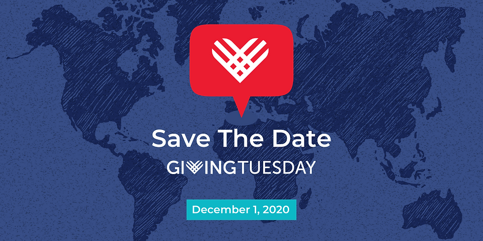 A Giving Tuesday Conversation - A Change-Makers Connection