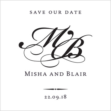 Misha and Blair