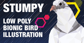Stumpy the Pigeon