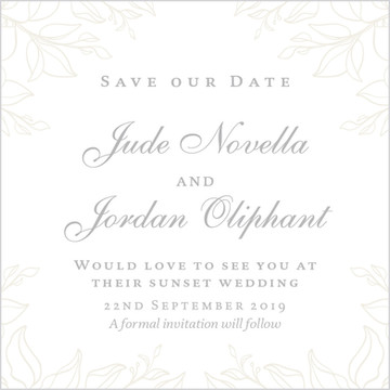 Jude and Jordan Classic Botanic