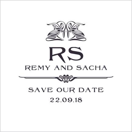 Remy and Sacha