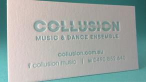 Collusion Rebrand