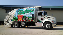 Garbage Truck Wrap