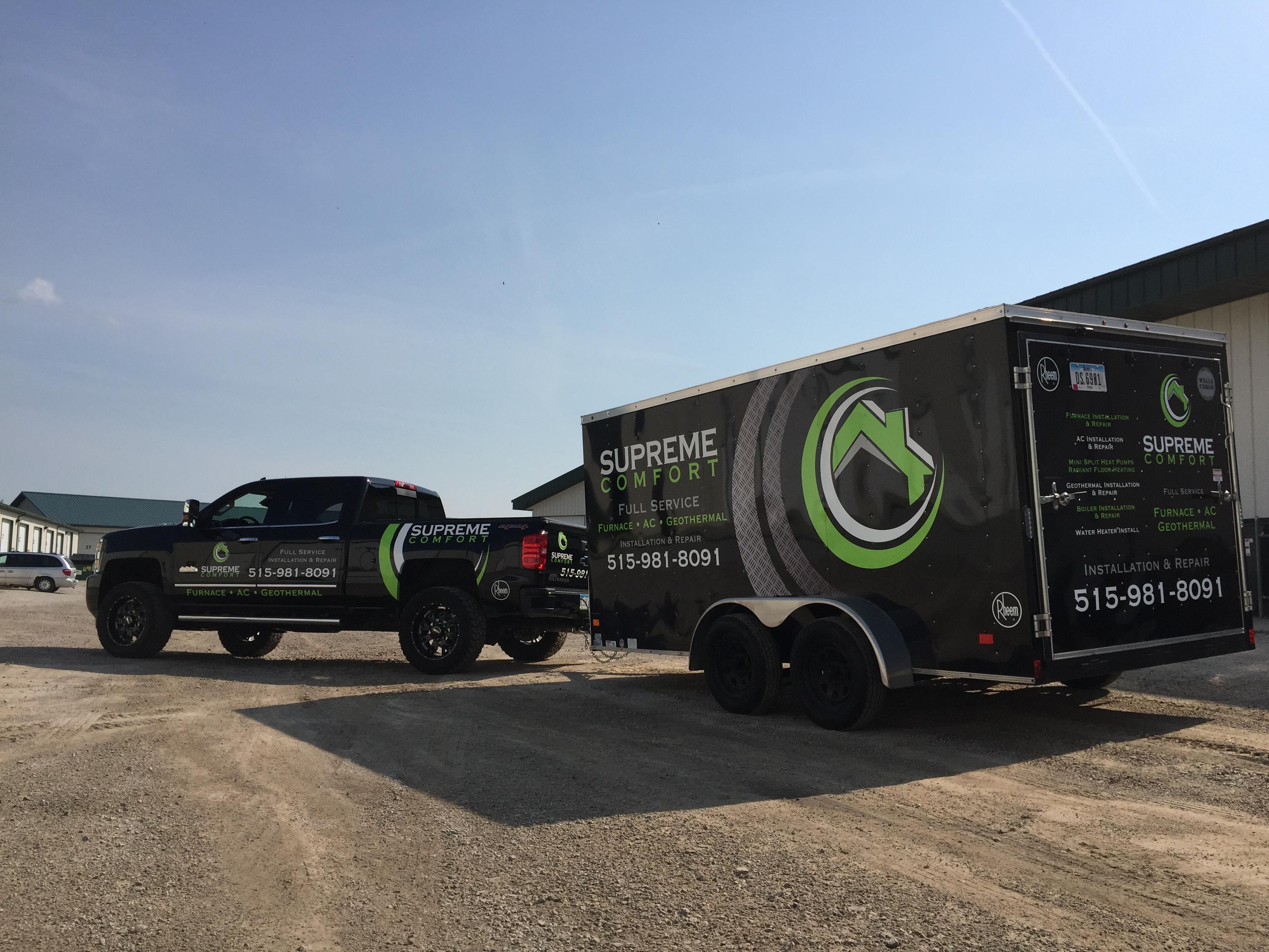 Truck & Trailer Lettering