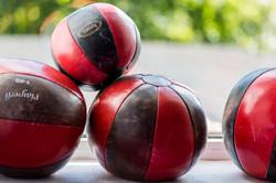 Medicinbolde - til fysisk træning