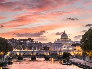 Efterårsferie i Rom