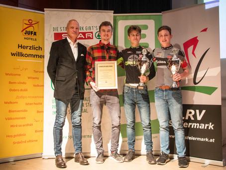 Steirische Rad-Nachwuchssportler 2019