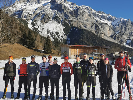 Kadertrainingslager Ramsau