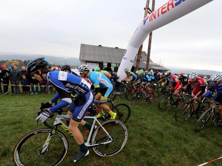 Die 59. Österreichische Meisterschaft im Radquerfeldein findet am 11./12.1. in der Steiermark statt