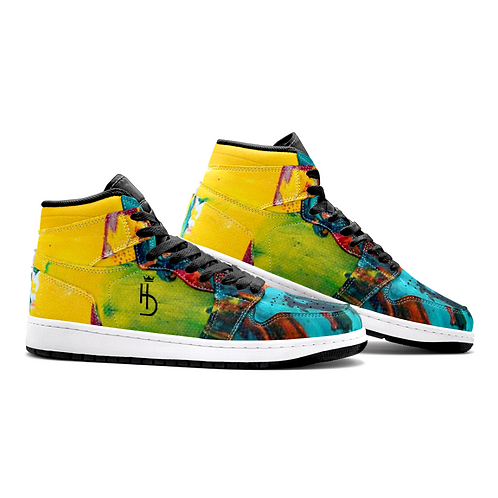 SNEAKERS PATCHWORK LIMITED