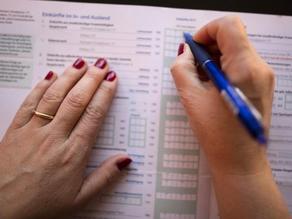 Wann verlieren Ehemänner die Hoheit über die Steuererklärung?
