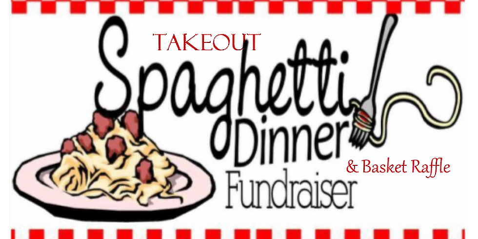 Pawsitively Purrfect  Take Out Spaghetti Dinner - Saturday, September 12th