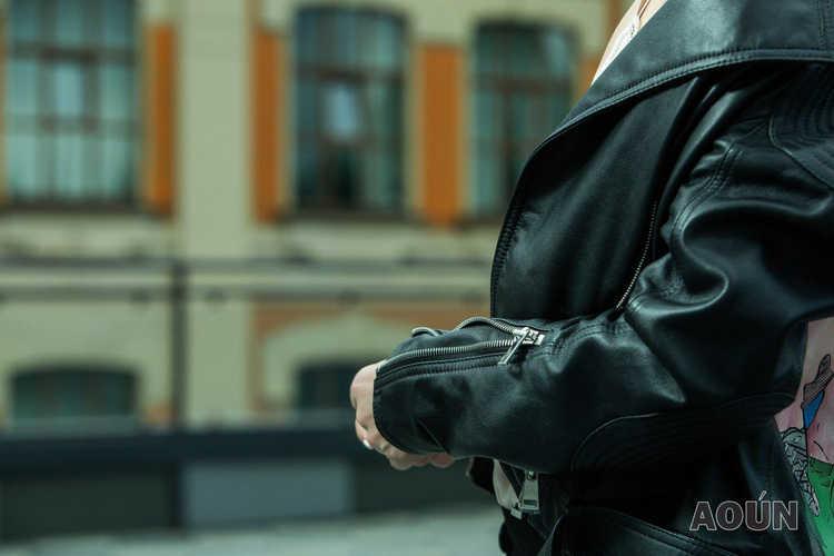 """Куртка-косуха  """"Адам и Ева"""""""