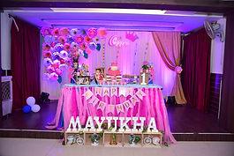 Birthday party girl theme decorators in Bangalore city