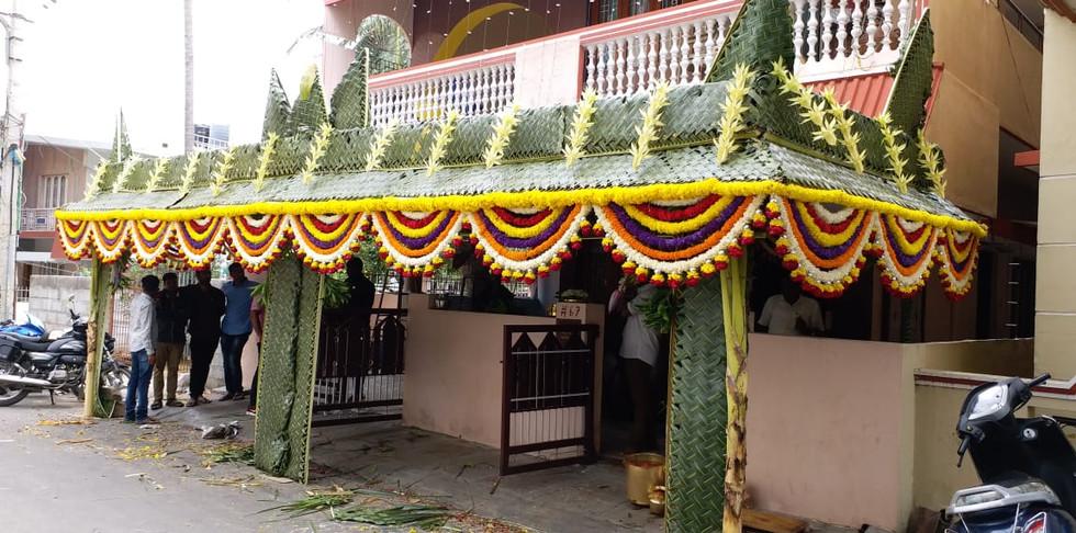 Chappara Flower Decoration Price In Bangalore
