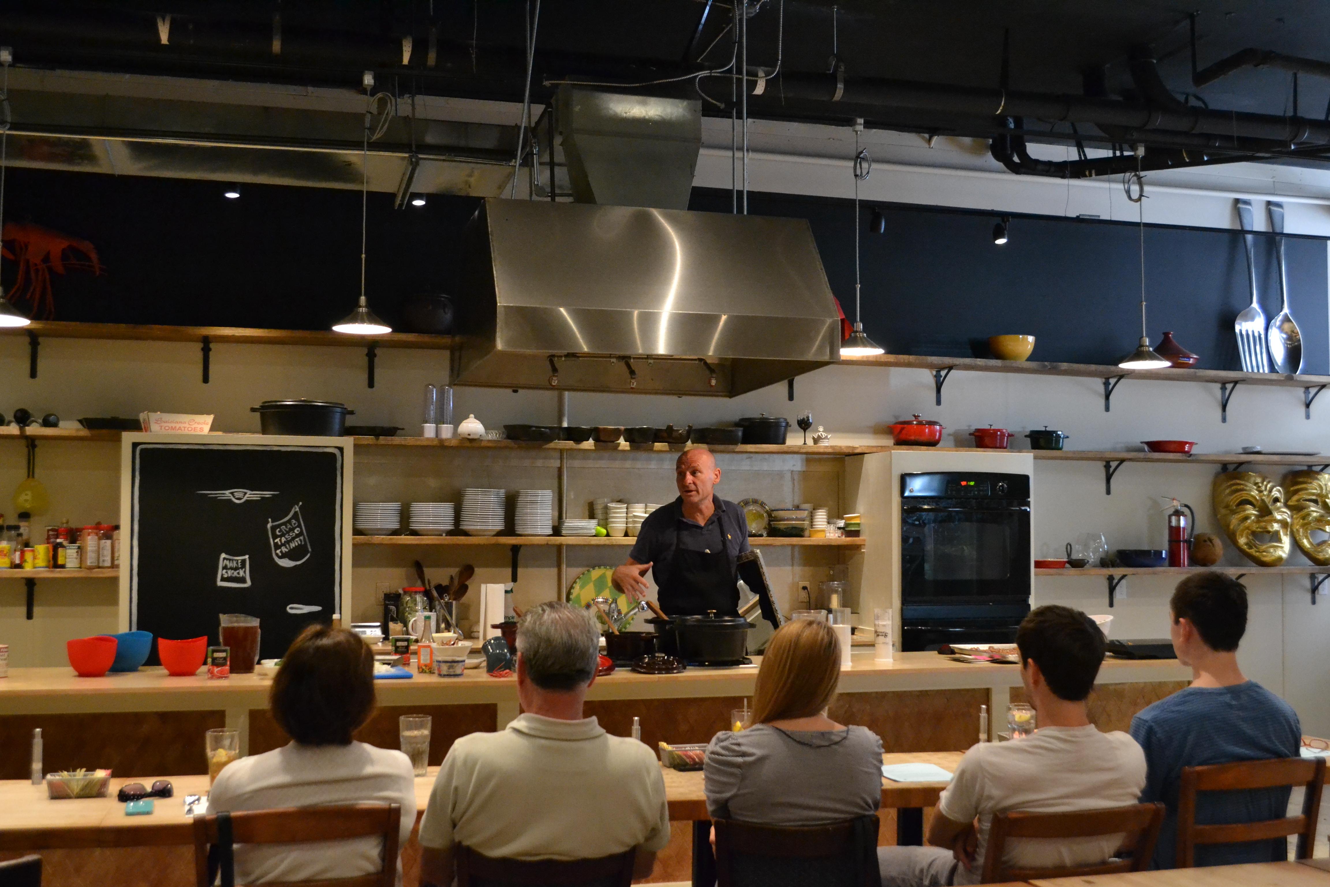 Scott Cooking